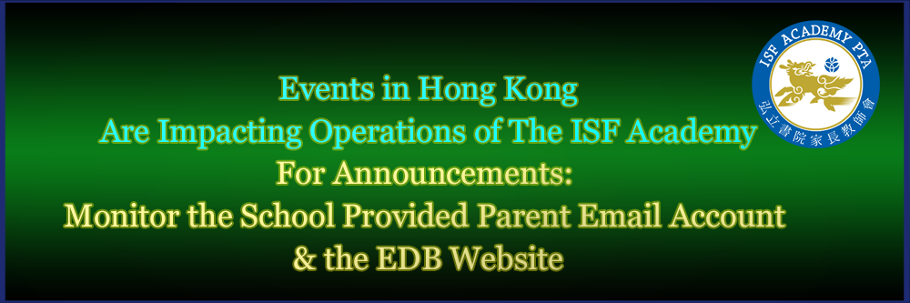 Events in HK are Affecting School (Green)
